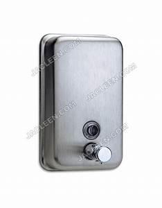 Stainless Steel Soap Dispenser  800ml   U2013 Jacleen