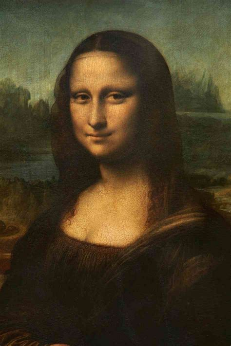 Blinking Oil Light by The Mona Lisa S Twin Painting Discovered Npr