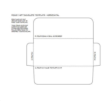 Money Envelopes Templates by 8 Money Envelope Templates Sles Exles Format