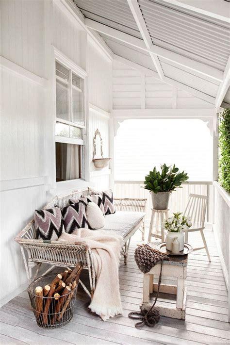 Décor Do Dia Madeira Branca  Casa Vogue Interiores