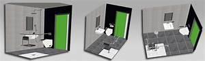 revgercom amenagement salle de bain 3d idee With dessiner plan maison 3d 7 easyshower un configurateur 3d pour accompagner les