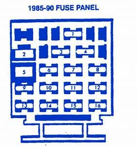 2000 Cavalier Fuse Box Diagram : chevrolet cavalier z24 1990 engine main fuse box block ~ A.2002-acura-tl-radio.info Haus und Dekorationen