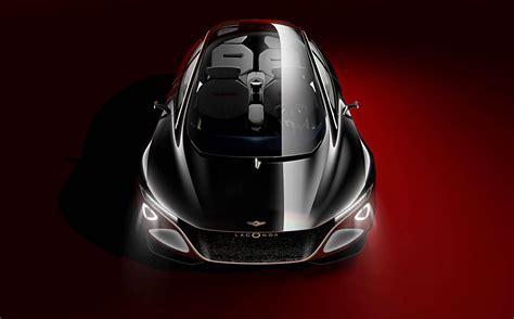 Lagonda Suv Likely To Arrive Before Sedan