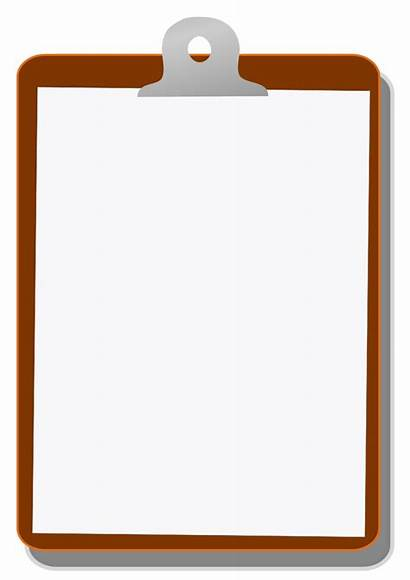 Clipboard Svg Clip Clipart Borders Note Notes