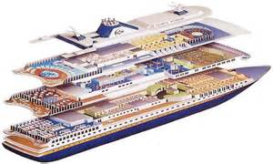 cruise ship layout pictures to pin on pinsdaddy