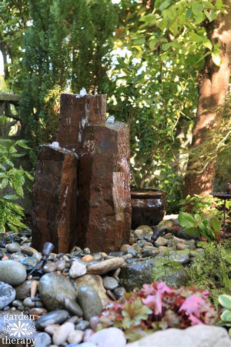 disappearing fountains how to install a disappearing fountain in your home garden it s easier than you think