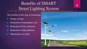 Of Solar Lighting System For Energy Saving Ppt Video Online