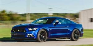 2015 Ford Mustang GT Manual Tested