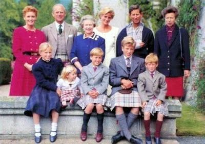 Why don't William and Harry ever wear a kilt like all the ...