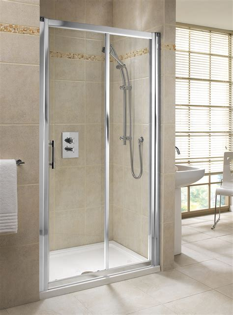 bathroom tiled showers ideas factors to consider when installing a sliding shower door