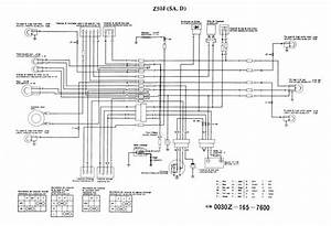 monkey bike z50jp wiring diagram 61605 circuit and With st50 wiring diagram