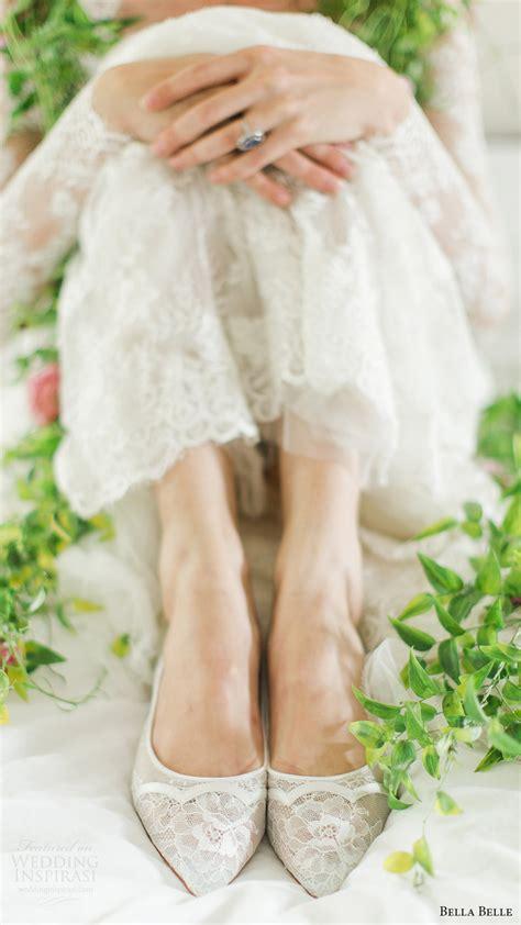 bella belle  wedding shoes eternal lookbook