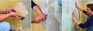 Enduire Un Mur Abimé : enduire un mur int rieur fissur bricobistro ~ Dailycaller-alerts.com Idées de Décoration