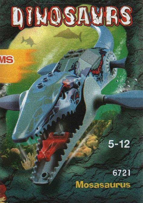 mosasaurus brickset lego set guide