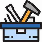 Icon Toolbox Icons Tools Svg Construction Edit