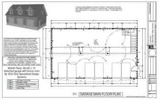 detached garage floor plans house plan with detached garage house design
