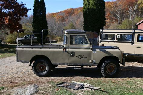 1972 land rover series iii 109 quot nao expedition package america overland