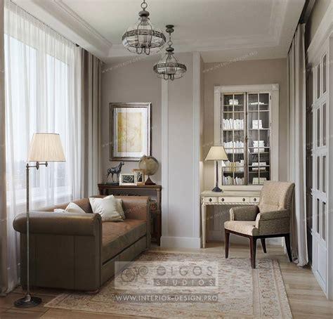 Study Of Interior Design - interior design of a study photos and 3d visualisations