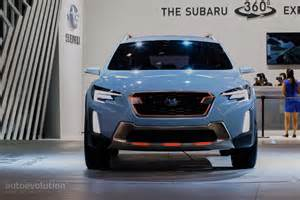 Concept 2017 Subaru XV Crosstrek