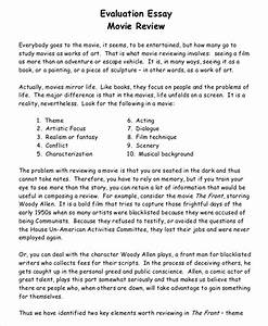 The Newspaper Essay Examples Of Evaluation Essays Samples Of Essay Writing In English also Examples Of Thesis Statements For Persuasive Essays Examples Of Evaluative Essays Essay Writing In Ielts Examples Of  Examples Of Thesis Essays
