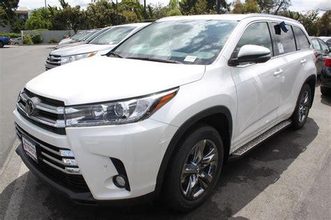 Toyota Highlander Sport by New 2017 Toyota Highlander Limited Platinum Sport Utility