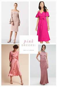 pink dresses pink wedding guest dresses With pink dresses for wedding guests