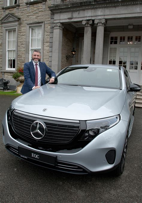 Electric mobility turns into an acoustic experience. First Mercedes Electric Car - TheCork.ie