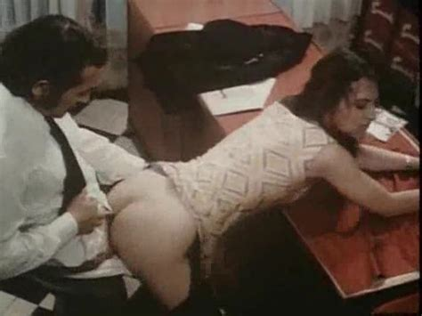 Classic Porn Group Sex In The Office Vintage Porn