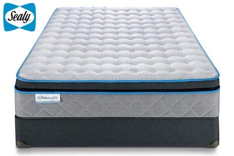 king size pillow top mattress mix and match pillow top plush sealy posturepedic