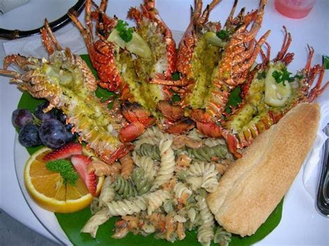 anguille cuisine picture anguilla food drinks and