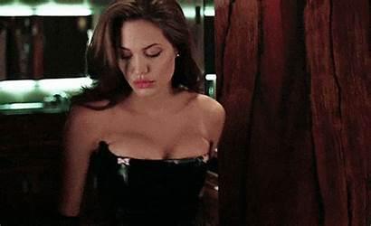 Jolie Angelina Mrs Smith Mr Celebrity Gifs