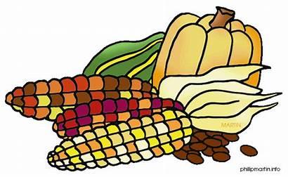 Harvest Clipart Festival Corn Fall Autumn Sisters