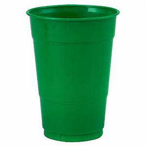 Fun Green Beer Pong Supplies for St. Patrick's Day