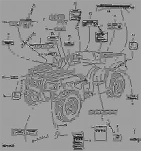 Wiring Diagram Database  John Deere Buck Parts Diagram