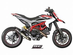 Ducati Hypermotard 939 Sp : sc project exhaust ducati hypermotard 939 sp cr t silencer ~ Medecine-chirurgie-esthetiques.com Avis de Voitures