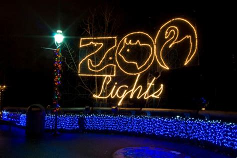 zoolights starts friday at oregon zoo entertainment