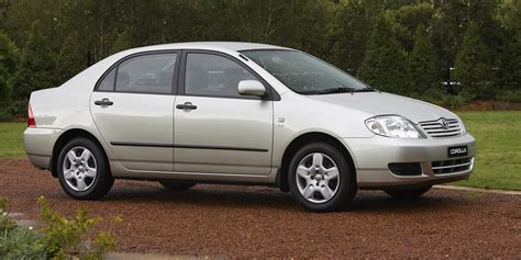 We analyze millions of used cars daily. 2003-2005 Toyota Corolla recalled for airbag fix - photos ...