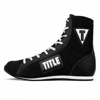 Boxing Shoes Title Mid Innovate