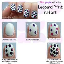 Nail art steps with pictures : Latest step by nail art designs tutorials