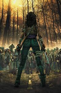The Walking Dead Colored Version by Tonywash on DeviantArt