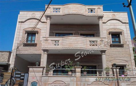 elevation  home  rajasthan joy studio design gallery  design