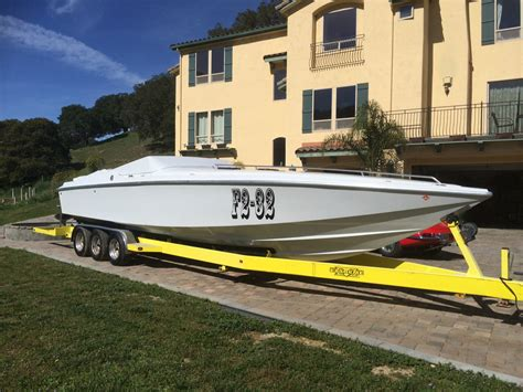 Offshore Power Boats Usa by 32 Foot Tempest Offshore Powerboat 1991 For Sale For