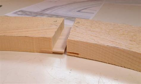 making curved molding