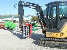 excavator brush cutter ebay