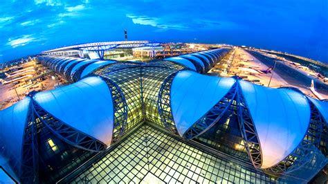 Bangkok Suvarnabhumi Airport, Thailand | HeidelbergCement ...