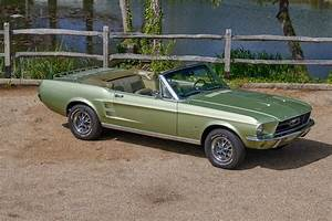 FORD MUSTANG 1967 289 V8 Manual four speed Convertible. For Sale | Car And Classic