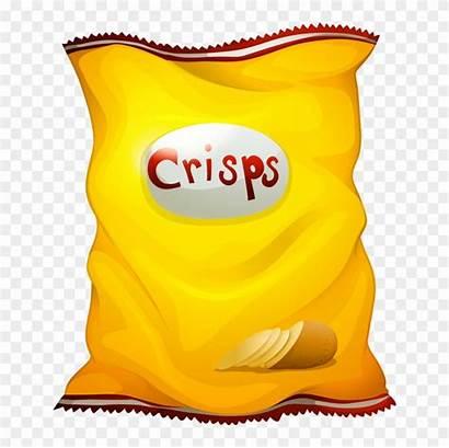 Chips Cartoon Lay Clipart Transparent