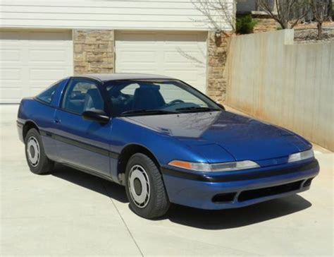 automobile air conditioning repair 1990 plymouth laser engine control buy used 1990 blue plymouth laser two door in cherokee village arkansas united states