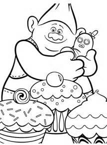 Free Printable Coloring Pages Trolls