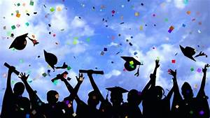 Graduation Background 7 | Vertical Hold Media | SermonSpice
